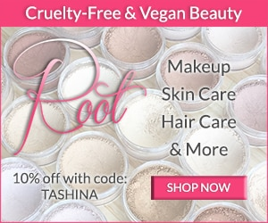 10% off your first order from Root with code TASHINA
