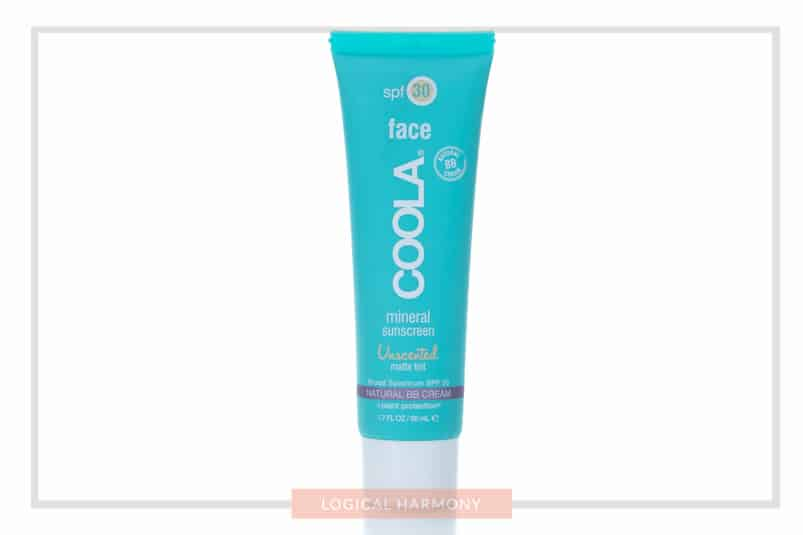 COOLA Mineral Face Unscented Matte Tint Review