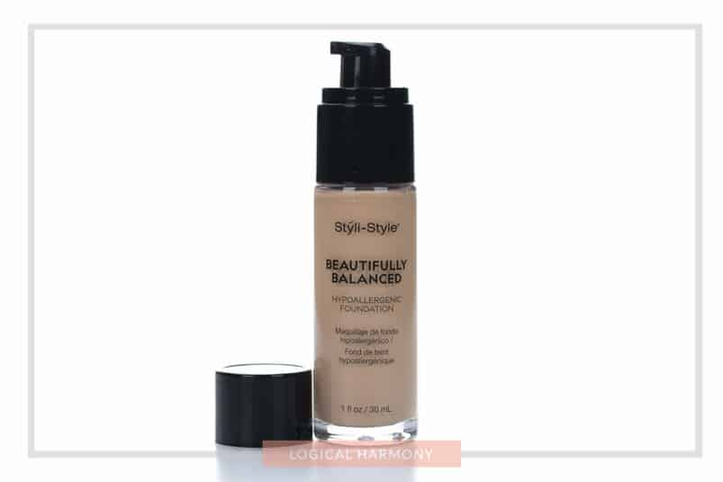 Styli Style Beautifully Balanced Hypoallergenic Foundation Review