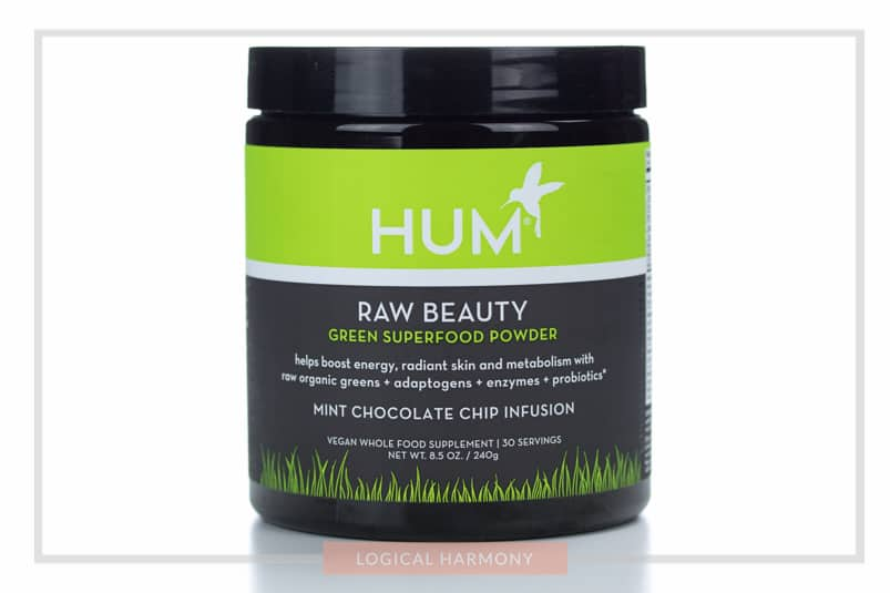 Hum Nutrition Raw Beauty Green Superfood Powder Review