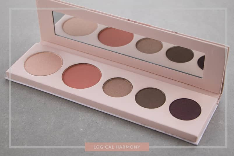 100% Pure Pretty Naked 2 Palette