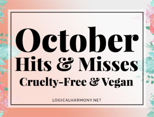 Cruelty-Free October Hits & Misses
