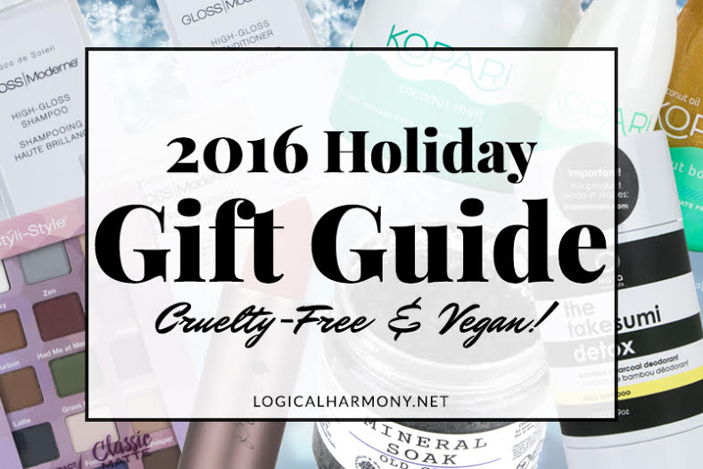 Cruelty-Free Holiday Gift Guide