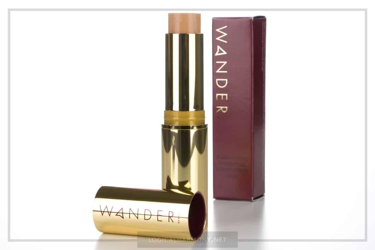 Wander Beauty Flash Focus Foundation Stick Review & Demo
