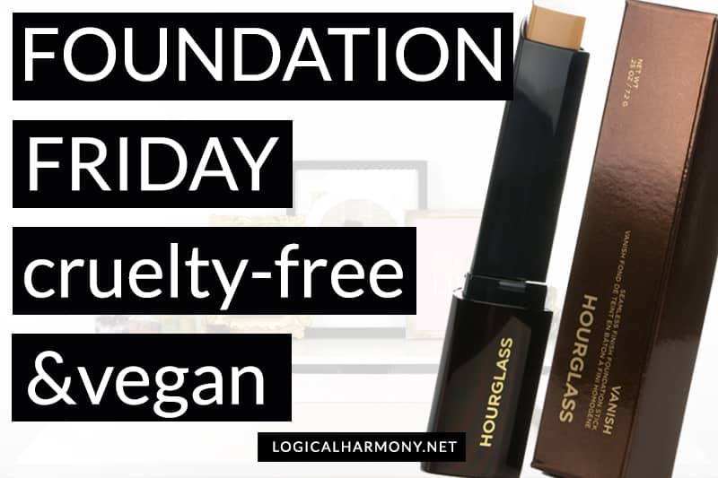 Hourglass Vanish Stick Foundation Review & Demo #FoundationFriday