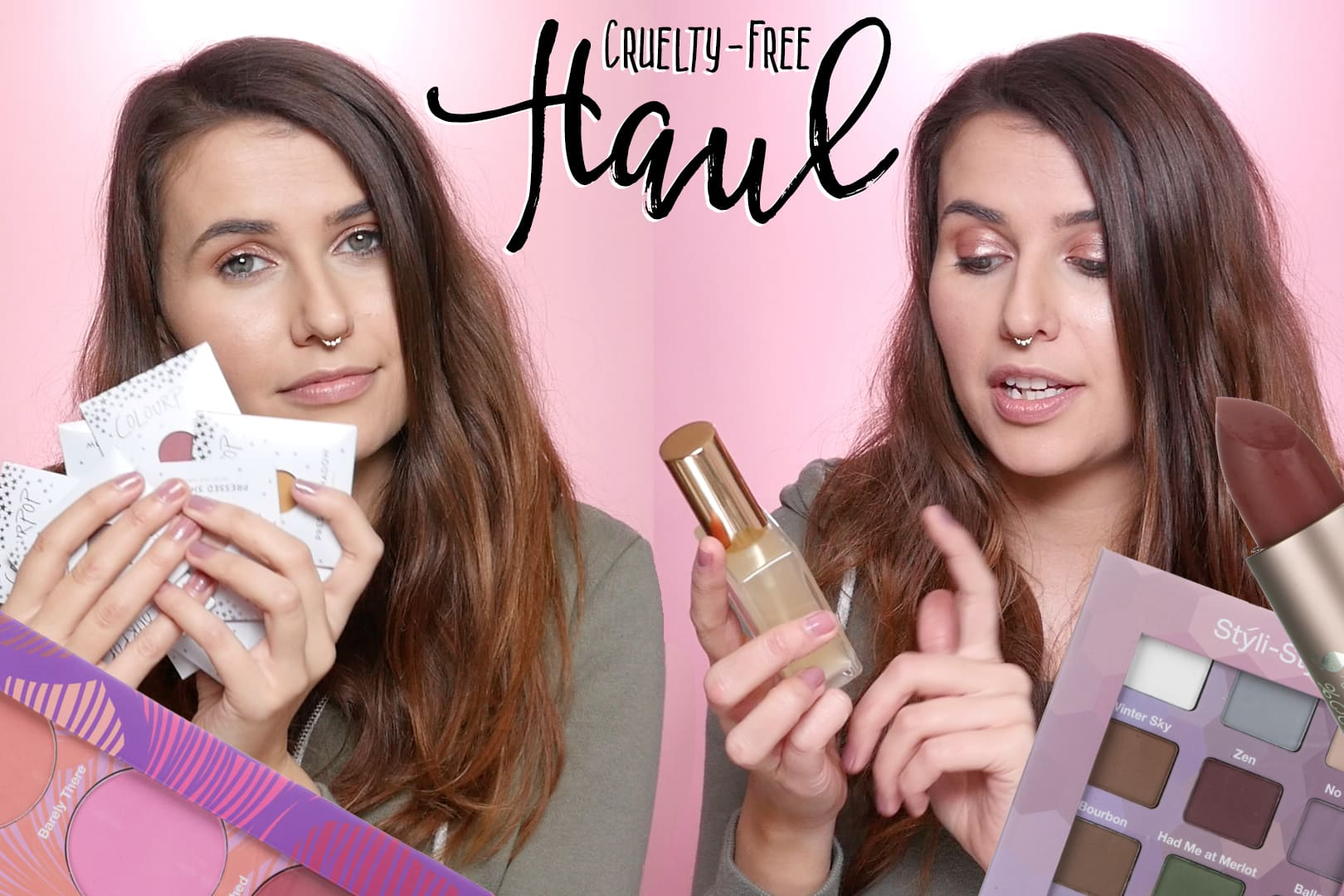 Cruelty-Free Beauty Haul