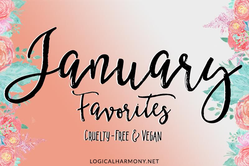 Cruelty-Free January Favorites