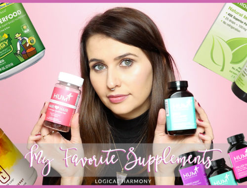 My Favorite Vegan Supplements