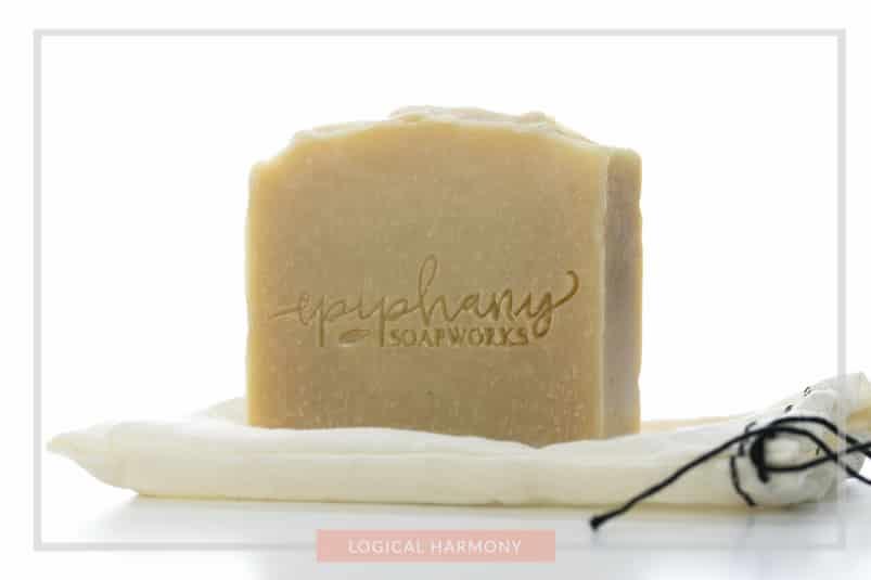Epiphany Soapworks Energize Bar