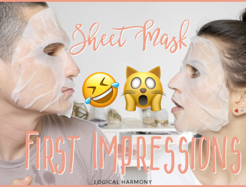Andalou Naturals Sheet Mask First Impressions