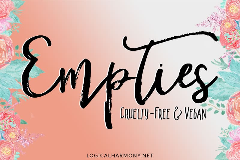 Recent Cruelty-Free Empties