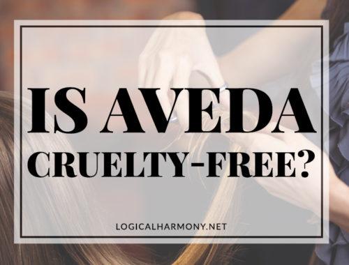 Is Aveda Cruelty-Free?