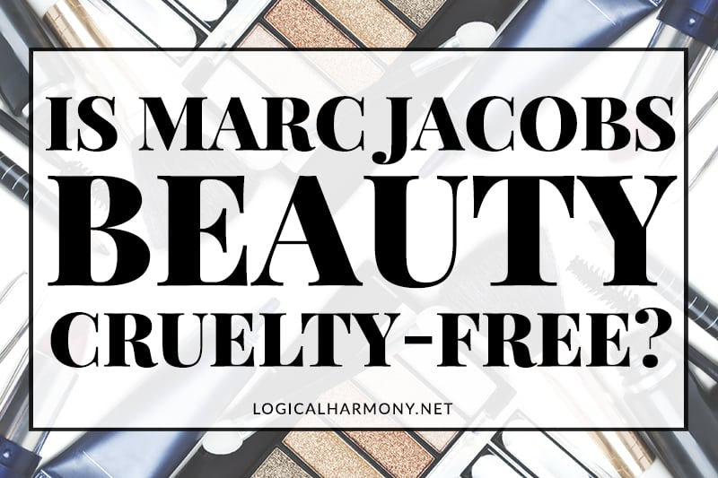 Is Marc Jacobs Beauty Cruelty-Free?