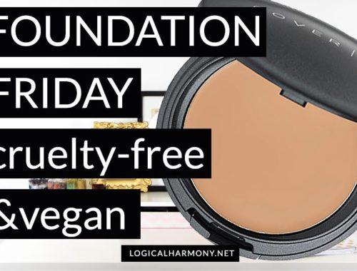 Cover FX Total Cover Cream Demo #FoundationFriday