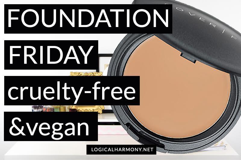 Cover FX Total Cover Cream Foundation Demo #FoundationFriday