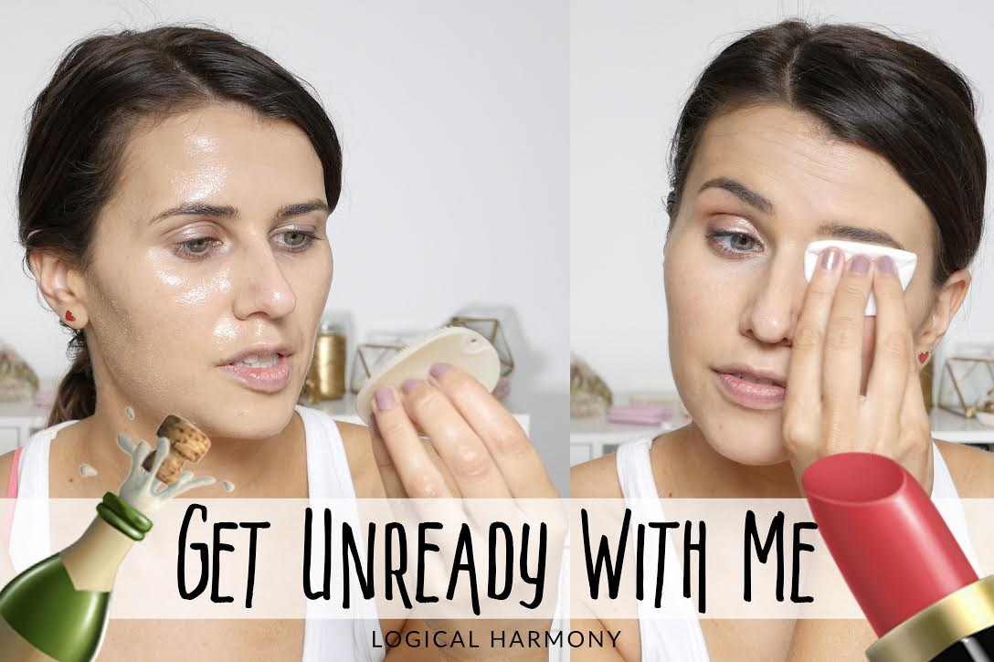 Get Unready with Me