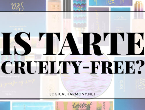 Is Tarte Cruelty-Free?
