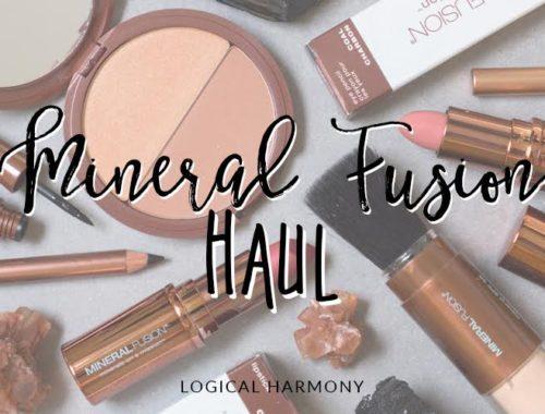 Mineral Fusion Vegan Makeup Haul