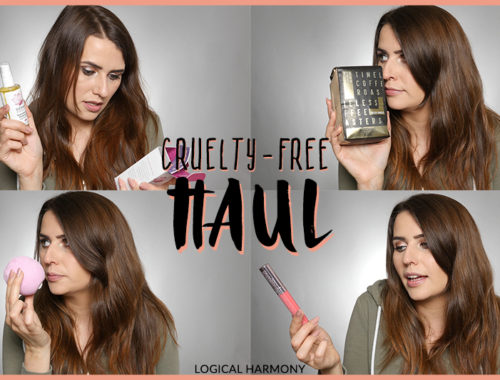Cruelty-Free Beauty Haul