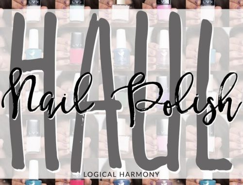 Cruelty-Free Nail Polish Haul