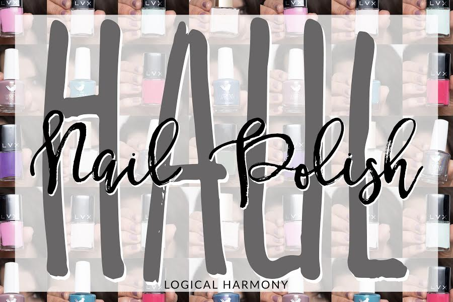 Cruelty-Free Nail Polish Haul