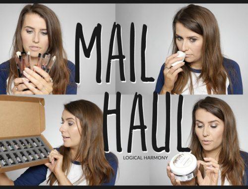 Cruelty-Free Mail Haul