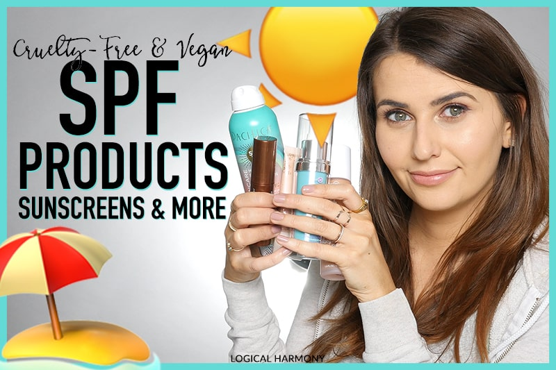 Cruelty-Free SPF Products - Sunscreens & More!