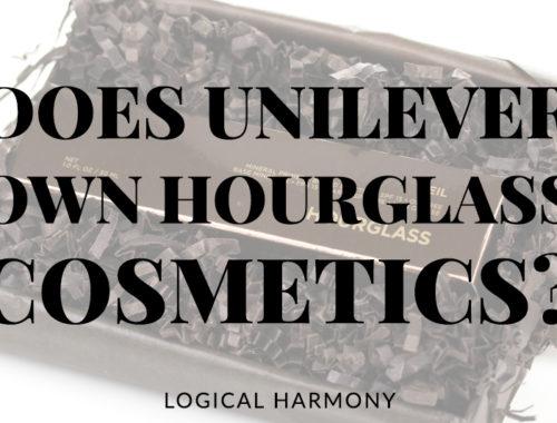 Unilever to Acquire Hourglass Cosmetics