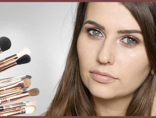 First Impressions - Sigma Ultimate Copper Eye Brush Set