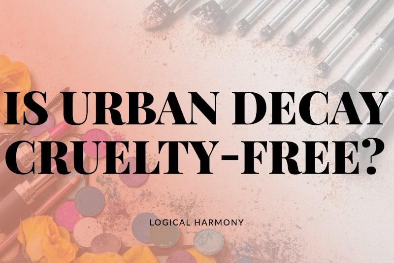 Is Urban Decay Cruelty-Free?
