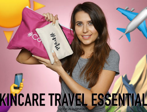 My Cruelty-Free Travel Skincare Essentials