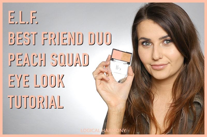 ELF Peach Eye Duo Demo