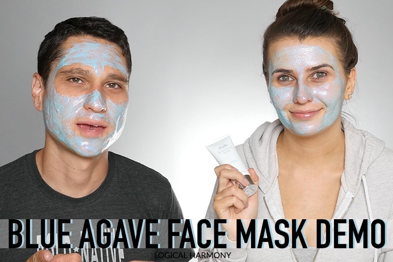 PUR Cosmetics Blue Agave Mask Review