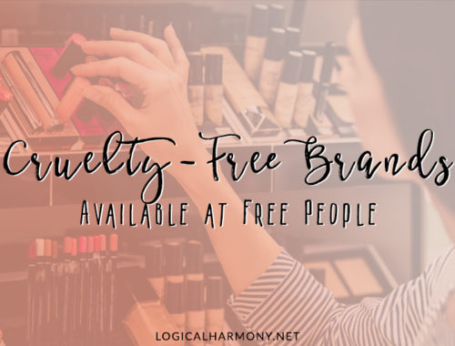 Cruelty-Free Brands at Free People