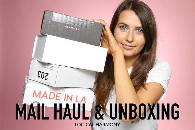 Cruelty-Free Mail Haul & Unboxing