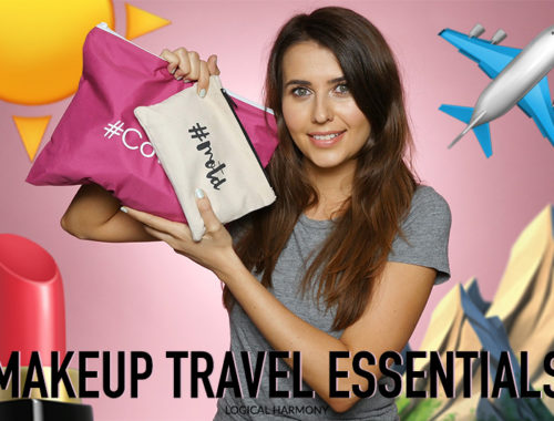 My Cruelty-Free Travel Beauty Essentials