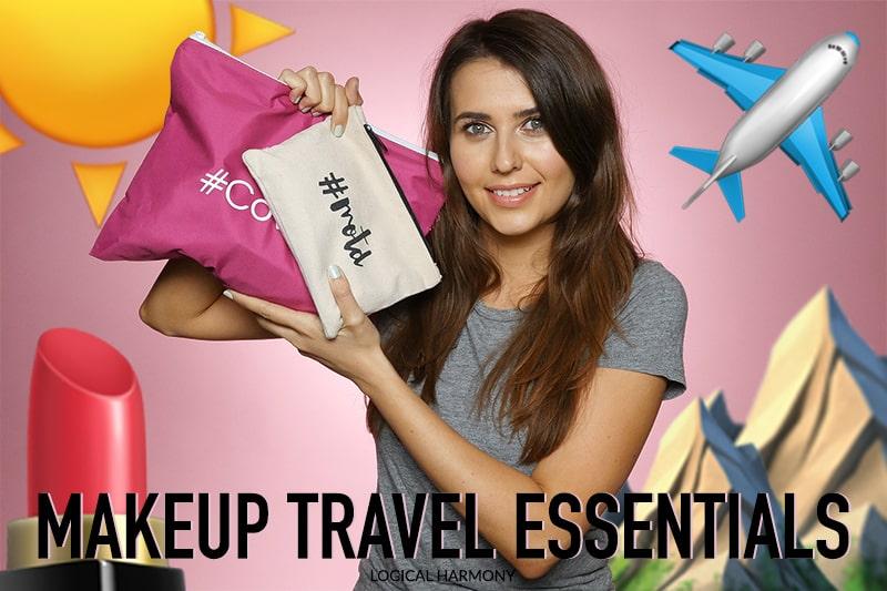 My Cruelty-Free Travel Beauty Essentials