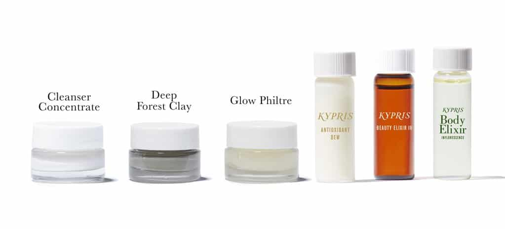 New Kypris Spa Day Sampler Set