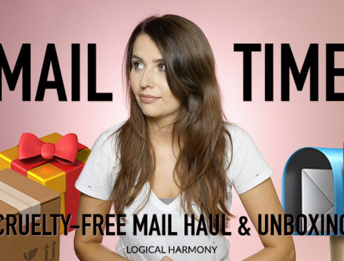 Mail Time Cruelty-Free Haul & Unboxing