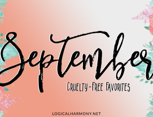 Cruelty-Free Favorites from September