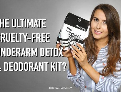 The Ultimate Cruelty-Free Underarm Detox & Deodorant?