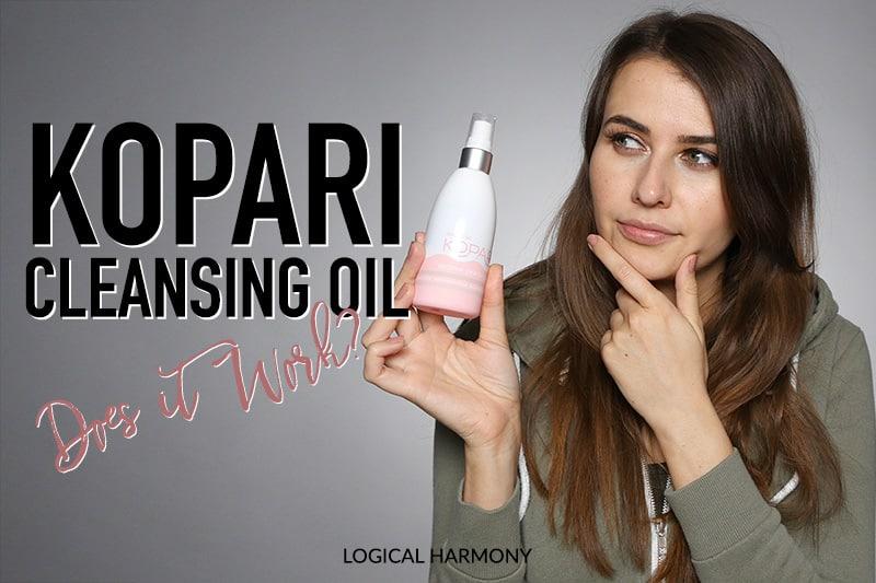 Kopari Coconut Cleansing Oil Review & Demo