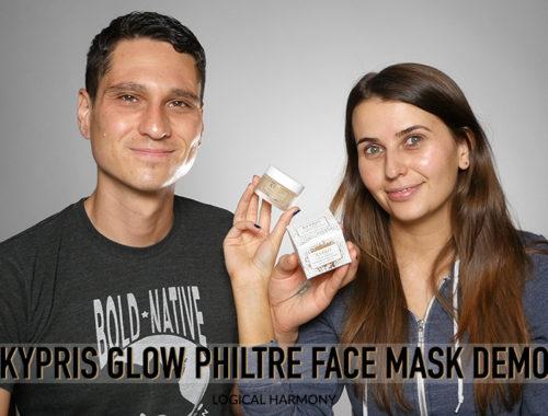 Kypris Glow Philtre Refining Mask Demo