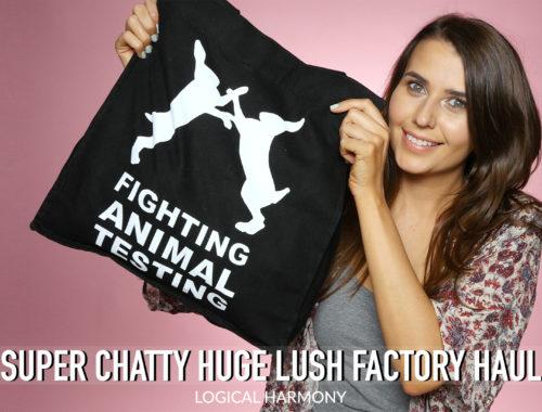 Lush Factory Haul