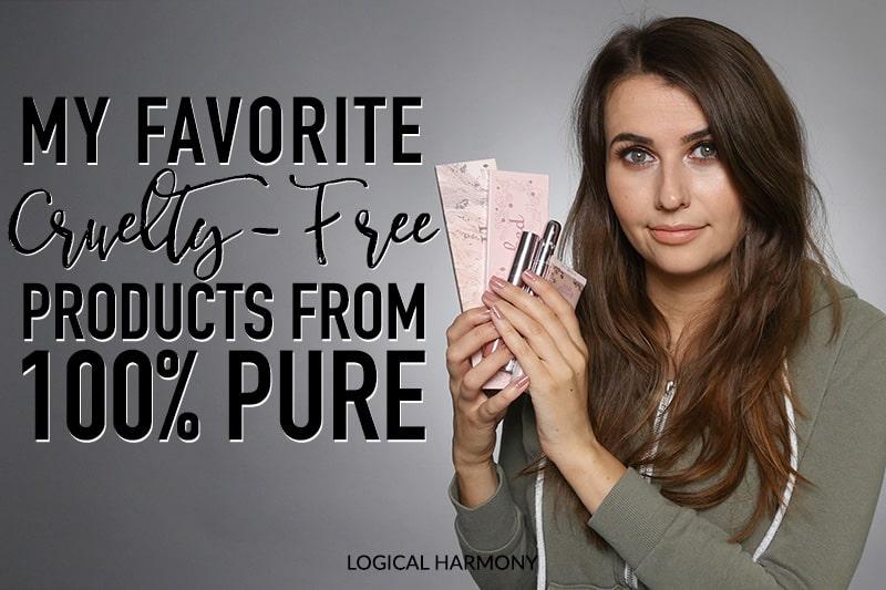 The Best 100% Pure Vegan Makeup