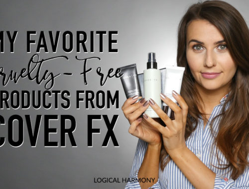 My Favorite Vegan Products from Cover FX