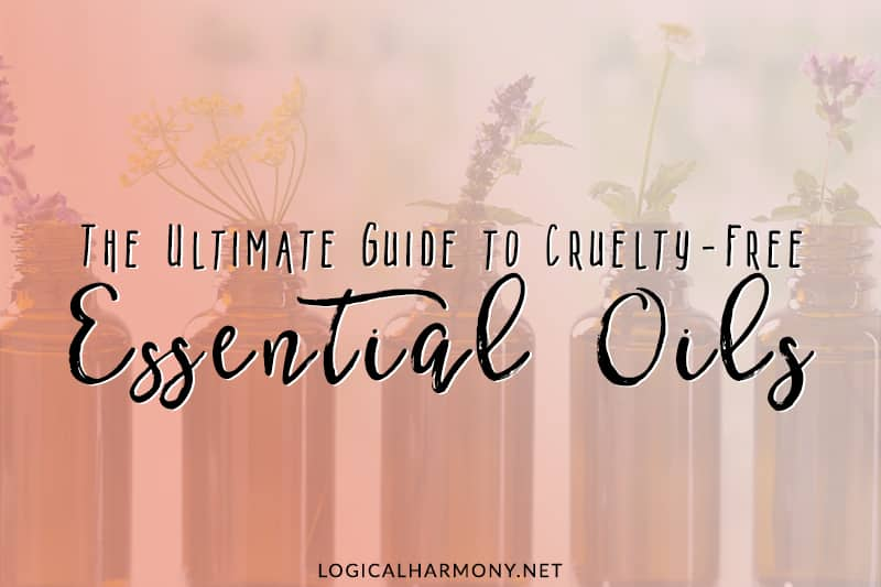 The Ultimate Guide to Cruelty-Free Essential Oils