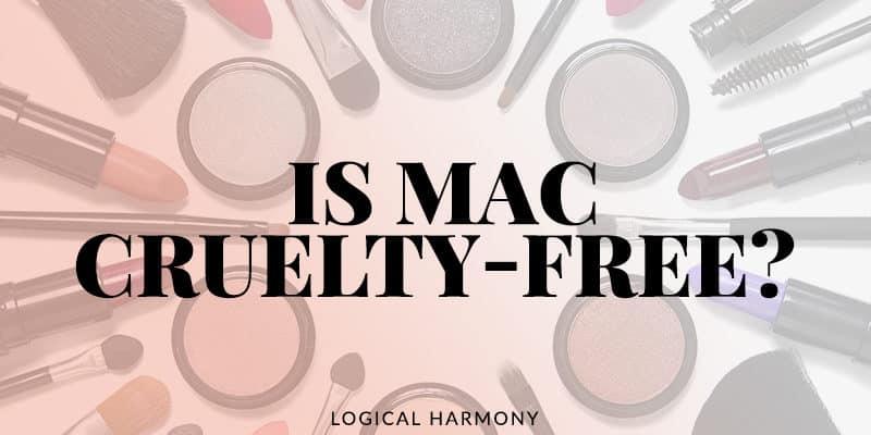 Is MAC Cruelty-Free?