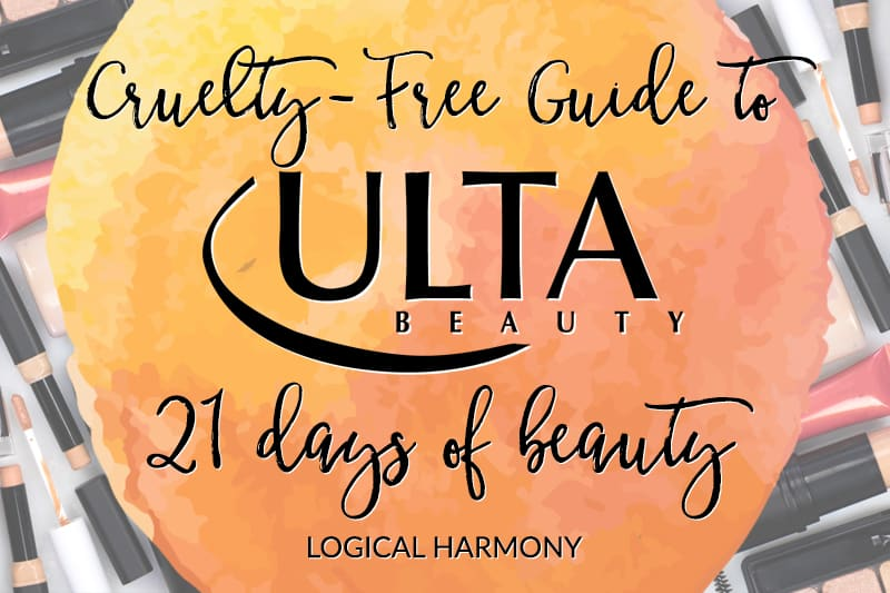 Ulta 21 Days of Beauty Cruelty-Free Guide