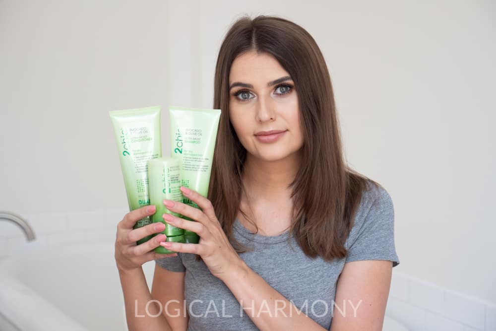 My Experience with Giovanni 2chic Ultra-Moist Haircare